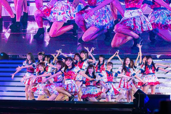 ▲▼AKB48 Team TP阿部瑪利亞淚崩畢業。(圖/寬宏藝術提供)