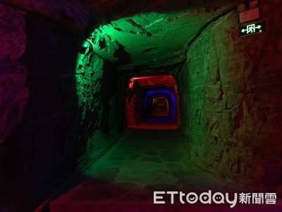 踏進湘西「苗人谷」200米神秘隧道!