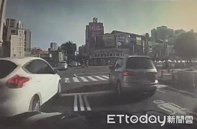 獨/市區「走左轉道」超車 罰18000扣車牌