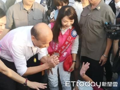挖沙女童爸怒了:她不認識韓國瑜