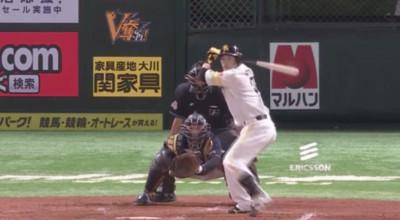 松田宣浩3分砲 7局軟銀3:0巨人