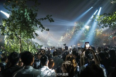Dior上海秀播《我和我的祖國》 網嘲:求生慾爆棚