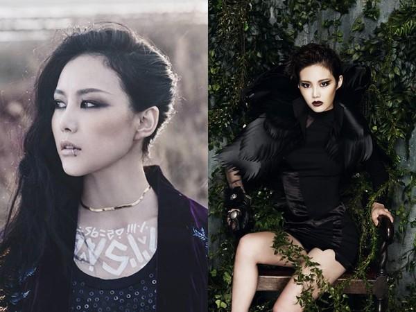 ▲Brown Eyed Girls「Miryo」37歲穿校服美炸!驚人外貌衝上熱搜。(圖/翻攝自Brown Eyed Girls臉書)