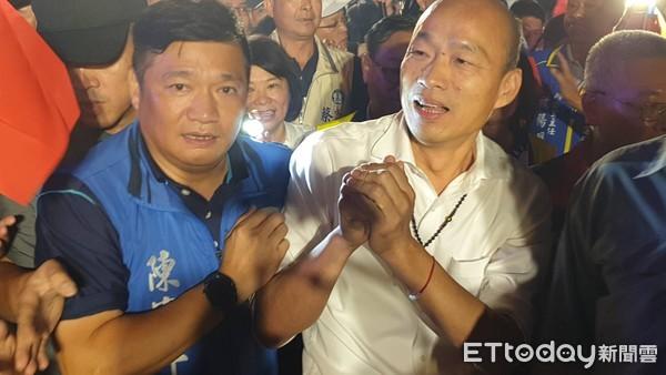 韓國瑜更會選舉? 陳水扁:市長位還沒坐暖就「脫褲子圍海」