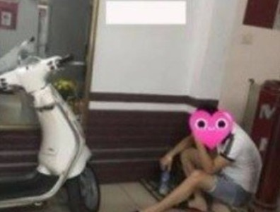 他到旅館洗澡 撞見女友偷吃50歲大叔