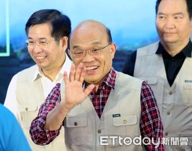 快訊/蘇貞昌看香港送陳同佳來台:我們不是韓國瑜什麼都畢恭畢敬