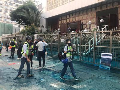 香港伊斯蘭團體:只有真主才知道真相