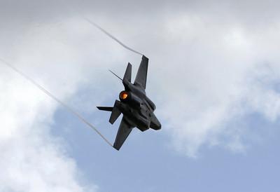 美隱形力量 國民兵接收F-35A