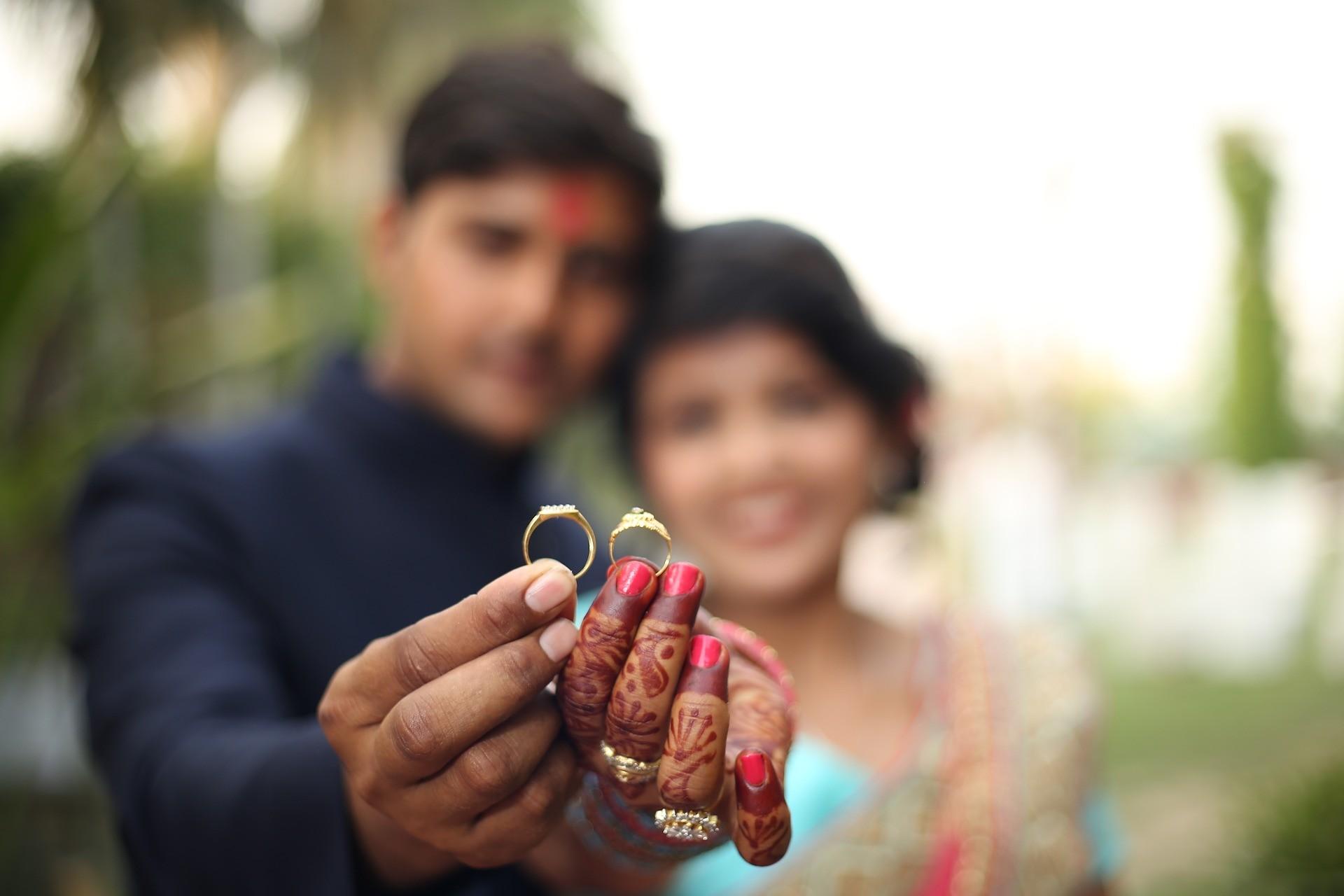 ▲婚禮,印度傳統婚禮,印度,印度婚禮。(圖/取自免費圖庫Pixabay)