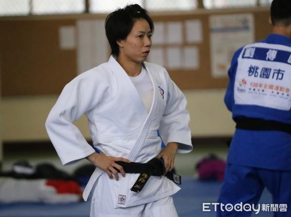 柔道女王連珍羚不參加任何賽事 好好準備東京奧運