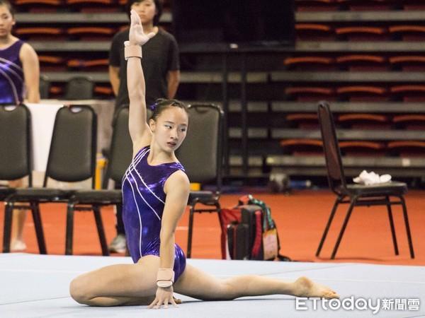 精英獎/睽違51年拿女子競技體操奧運資格 丁華恬入圍最佳新秀