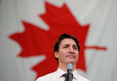 即/杜魯道成功連任加拿大總裡
