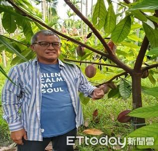 張永兆返鄉栽種可可 帶動農村新活力