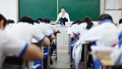 老師教學太嚴苛!學生怕到吃不下飯「拒學」 到學校就是罰站和背書