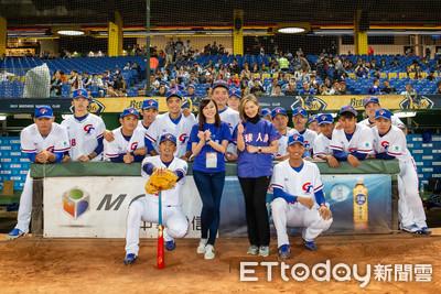 全球人壽贊助亞洲棒球錦標賽 挺中華隊進奧運