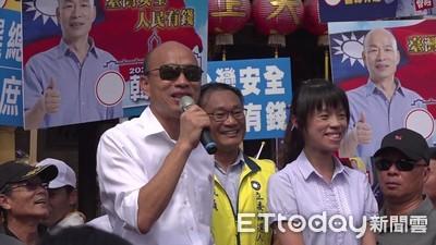 唐湘龍:「這三個副市長」比韓國瑜更好