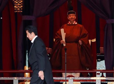 日本如何成為強國?從日本天皇「無」的象徵談起