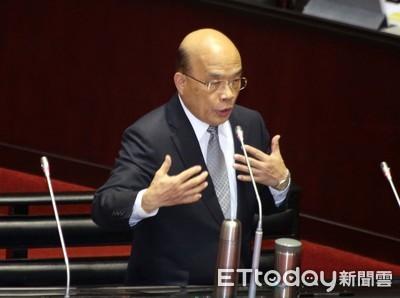 蘇貞昌反擊「髮夾彎」說:政府態度始終一致!陳同佳一入境就逮捕