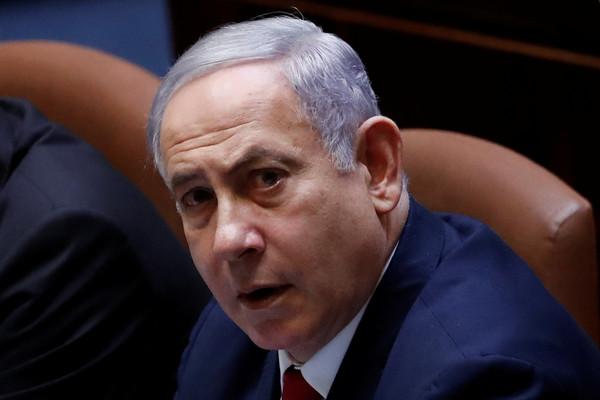▲▼以色列總理納坦雅胡(Benjamin Netanyahu)。(圖/路透)