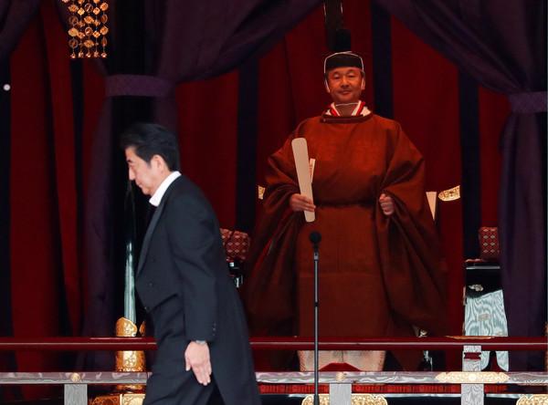日皇4.6km即位遊行出動2.6萬警力 自拍棒、東京車站置物櫃都禁用