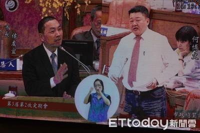 綠議員逼問韓國瑜優點 侯友宜:我只檢討自己