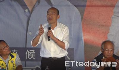 韓國瑜籲提玉米價格:農委會會想辦法
