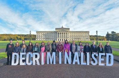 北愛爾蘭墮胎除罪化、同婚合法化