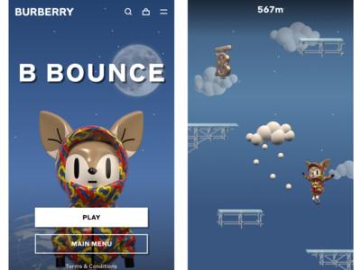 BURBERRY推出超可愛線上遊戲