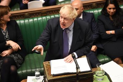 英政府消息人士:最終按強生協議脫歐
