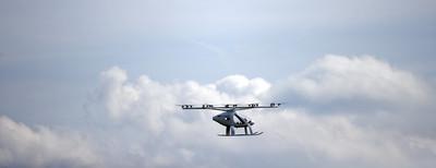 電動直升機試飛 進攻新加坡市場