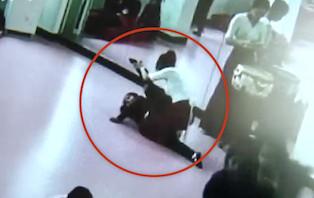 老師強行壓腿!6歲女童當場癱瘓