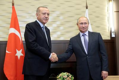 土耳其與俄羅斯「共同協防」土敘邊境