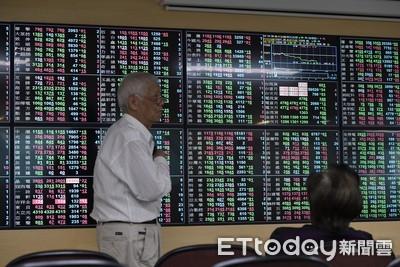 美股收低、台積電開平走低 台股開盤小漲3點後翻黑