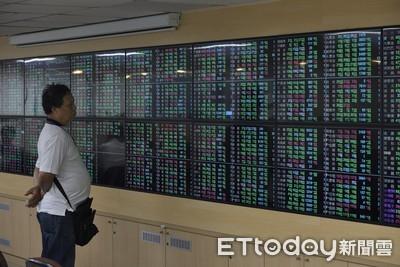 台股盤中再度改寫29年新高紀錄 鴻海股價突破80元關卡