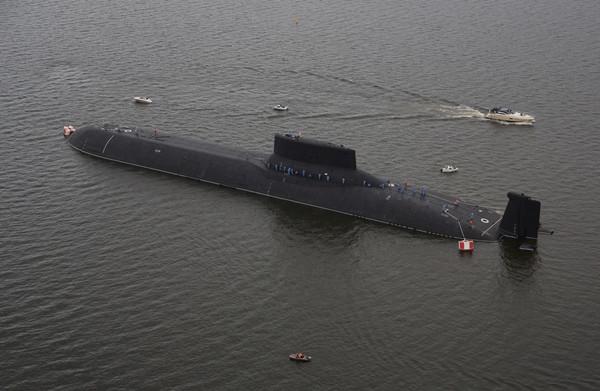 俄「爺爺級」潛艦飛彈烏龍 發射前喊卡普丁全程都在看