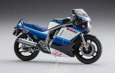 SUZUKI「GSX-R750」推出組裝模型