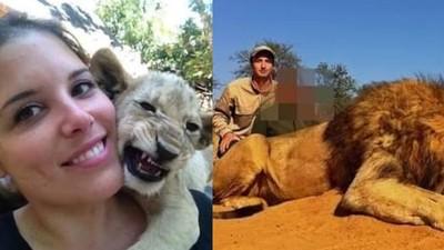 赴南非當動物志工「滿滿感動」 她一回國小獅秒被富人拍賣競獵