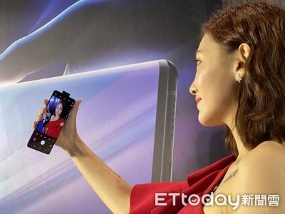 台首支5G手機vivo NEX 3登台