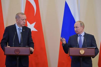 俄巡邏軍進敘利亞 「庫德族自治夢碎」無聲撤出