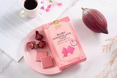 歐維氏紅寶石巧克力華麗上市