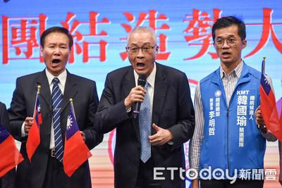 吳敦義:蔡英文可能是「真博士」但那是假學識