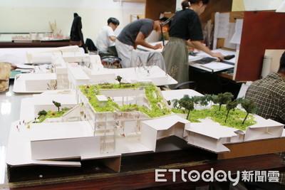 友善環境 成大建築系禁用保麗龍做模型
