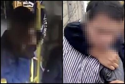 女孩搭公車長髮濕了…回頭看全是「噁男液體」