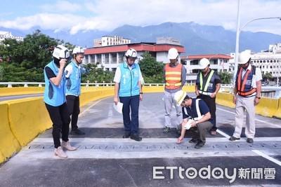 震災受損 花蓮三號橋國福修復通車