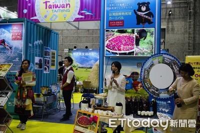 台東參加大阪旅展 主打熱汽球360度玩美景