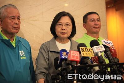 蔡英文回應蘇貞昌談死刑:現行體系執法非常嚴謹跟謹慎