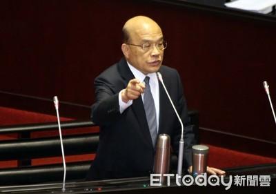 李艷秋:蘇貞昌們的張狂 讓人想起為何討厭民進黨