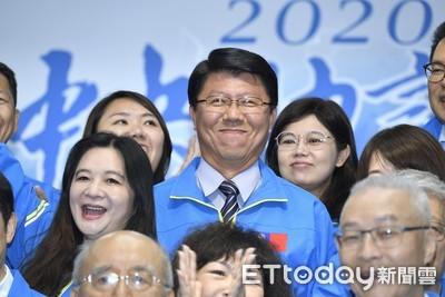 遭勸退不分區 謝龍介:明年111後參選黨主席