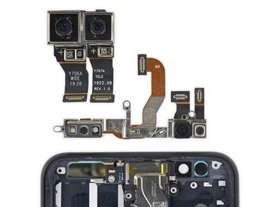 Pixel 4 XL拆解報告出爐 Soli雷達晶片小到差點找不到