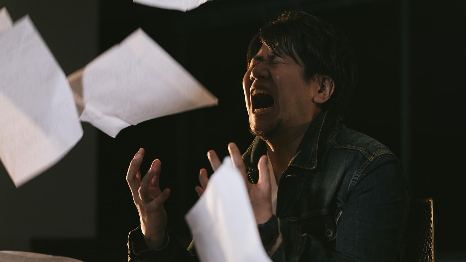 ▲悲傷,難過,憂鬱,痛苦,吶喊。(圖/取自免費圖庫Pakutaso)